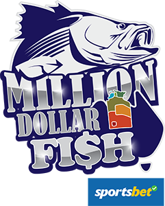 Million Dollar Fish Logo